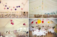 Marquee Wedding Ideas | Whimsical Wonderland Weddings
