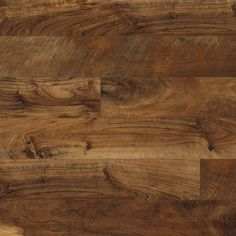 Hampton Bay Maple Grove Saffron Laminate Flooring - 5 in. x 7 in. Take Home Sample, Dark