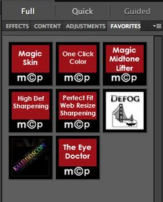 Photoshop Elements tips