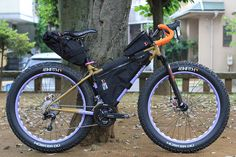 *SURLY* pugsley complete bike | Flickr - Photo Sharing!