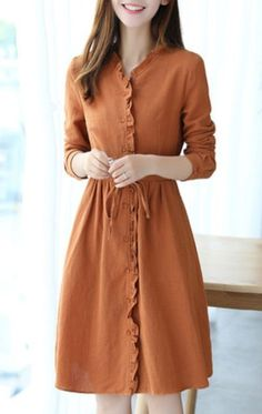 44 Casual Work Outfits for Summer to Try this Year Lovely Dresses, Modest Dresses, Modest Outfits, Simple Dresses, Modest Fashion, Vintage Dresses, Casual Dresses, Girl Fashion, Fashion Dresses