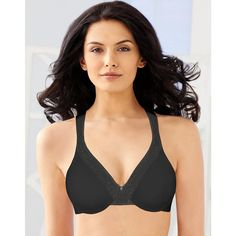 Bali Cool Conceal Minimizer Underwire Bra, Women's