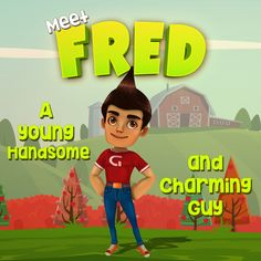 What is so special about Fred! Girls in the love town won't let him go anywhere!  #novalentine #fredupoflove #valentinesday2017 #valentinesday #valentine2017 #nolove #ingic #mobileapp #videogame