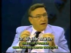 Astrology vs Christianity - Dr. Walter Martin - YouTube