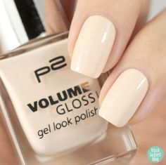 P2 Volume Gloss – Cream Maker