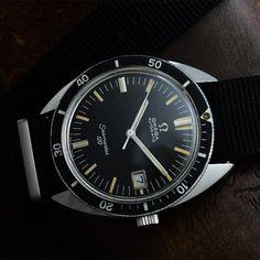 Omega Seamaster 120 Diver 1967 | AVW