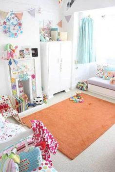 30 White Children Room Design Ideas | Kidsomania