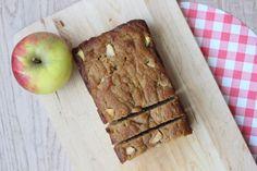 Recept voor glutenvrije appelcake met vanille, een lekker zoet tussendoortje zonder gluten. Ook fijn als troostvoer, weet ik uit ervaring... ;-)