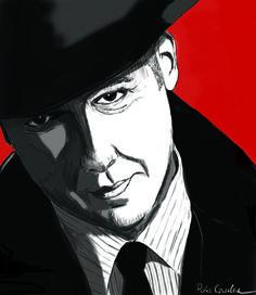 Raymond Red Reddington <3   From Blacklist