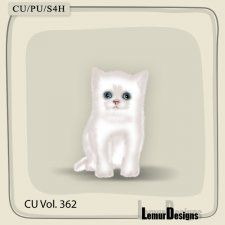 CU Vol. 362 Cat by Lemur Designs cudigitals.com cu commercial scrap scrapbook digital graphics#digitalscrapbooking #photoshop #digiscrap #scrapbooking