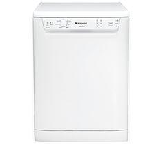 FDAL11010P Full-size Dishwasher - White