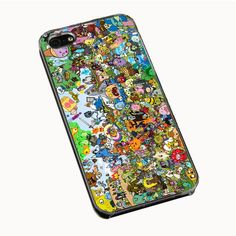 Adventure Time All Characters IPhone 6 | 6 Plus 4 4S 5 (S) 5C Case