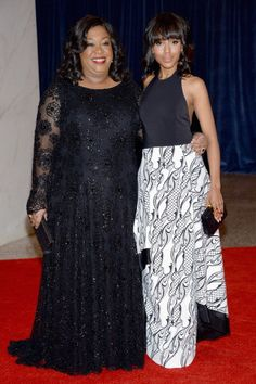 Scandal Gladiators Shona and Kerry @ WHCD