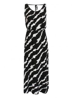 printed maxi dress #fallfashion