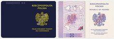 Wzór dokumentu podróży dla cudzoziemca Personalized Items