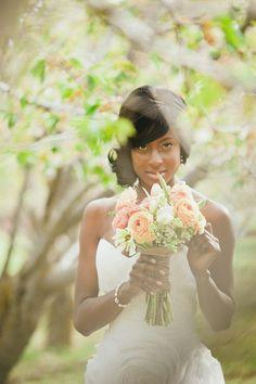 Pinterest Inspiration: Orange Weddings