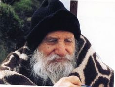 """An illustrated talk on Saint Porphyrios of Mount Athos who was canonized a saint in 2013 and is the author of the beloved book """"Wounded by Love. Santa Bernadette, Kai, Beloved Book, Byzantine Icons, Holidays And Events, Documentaries, Saints, Winter Hats, Hula"""
