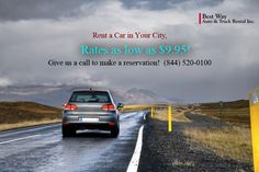 Best Way Auto & Truck Rental's management has been in business since 1979. It has been operating in airports in Florida and New York with various Rent-a-Car agencies with over 3,000 vehicles in its fleet. Best Way Rentals offers Cheap Car & Auto Rentals deals in Las Vegas Guaranteed Lowest prices starting at $9.95!