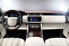 Novo Range Rover Vogue é apresentado e pode aparecer no Salão de SP - Blogauto