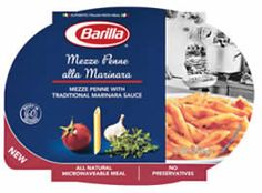 $1/1 Barilla Microwaveable Meals Coupon on http://www.icravefreebies.com