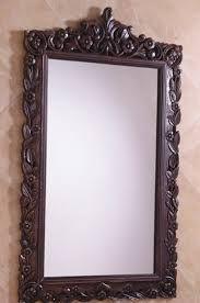 wood carving hand mirror - Google'da Ara