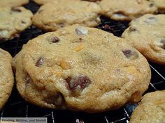 Chocolate-and-Butterscotch-Chip Cookies