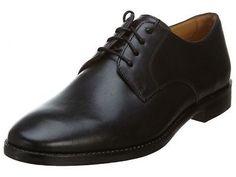 Cole Haan Cambridge Plain Oxford Shoe    Mens C12924-BLK Black SZ-8.5