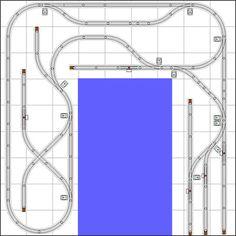 Track Plans and Ideas – Trainz Ho Trains, Model Trains, Lego Track, Lionel Trains Layout, Model Railway Track Plans, Train Table, Electric Train, Model Train Layouts, Train Set