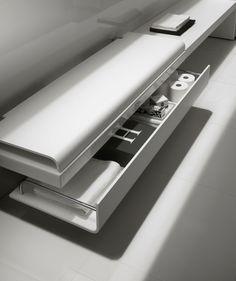Wandhängende Wc Bidet Holz Deckel | Badezimmer | Pinterest | Design Toilette Und Bidet Design Hatria