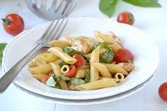 Mother Thyme: Caprese Pasta Salad