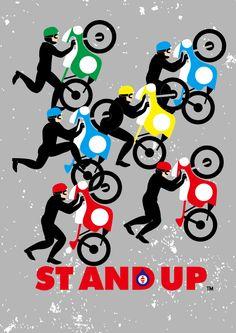 STANDUP RACE