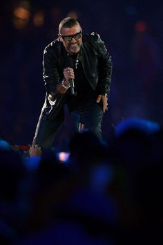 George Michael Photo - 2012 Olympic Games - Closing Ceremony