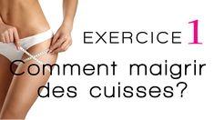 Comment maigrir des cuisses ? Exercice 1 De 7Les fentes Renforcer et muscler...  vidéo ----1 de 7