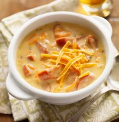 40 Soup and stew favorites.  Midwest Living recipes for warm-and-comforting soups include crowd-pleasers such as beef stew, corn chowder, chicken noodle soup and more.