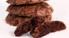 Get Double Chocolate and Espresso Cookies Recipe from Food Network