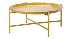 Ikea £45 Ikea, Living Room, Yellow, Wood, Table, Furniture, Home Decor, Decoration Home, Ikea Co