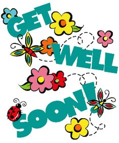 get well feel better please pinterest clip art happy rh pinterest com get well soon clipart animated get well soon clip art free