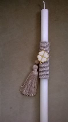 Easter Candle, Orthodox Easter, Candels, Easter Crafts, Scented Candles, Diy Crafts, Make Your Own, Homemade, Craft