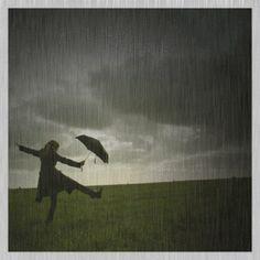 Dancing in the rain :)