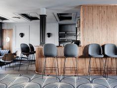 Интерьер ресторана в Копенгагене   Дизайн интерьера, декор, архитектура, стили и о многое-многое другое