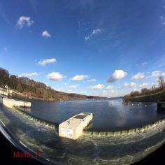 """Kemnade am 28. Januar #kemnade #olloclip #fisheye #clouds #cloudporn #iphone6sphotography #skyporn #skylovers #ig_nrw #love_ruhrgebiet #ruhr #ruhrgebiet #ichliebewetter #nature #naturelovers #loves_united_germany #like4like #follow #beautiful #januar2016 #winter #cool #instacool #instasky #instacloud #hollygo #stausee#travel #landschaft #landscape by molto_11 Follow """"DIY iPhone 6/ 6S Cases/ Covers/ Sleeves"""" board on @cutephonecases http://ift.tt/1OCqEuZ to see more ways to add text add…"""