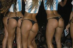 From my Facebook Wall Photos - rugby fans from Argentina www.brasilcopamundotowel.com soccer a beautiful game