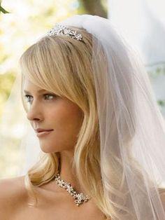 sluiers bruid - Google zoeken | Trouwjurken | Pinterest
