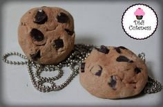 Parure Cookies #Fimo #Creation #PatePolymere #Bijoux #DidiCuteness