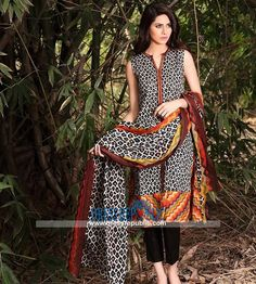 Summer Dresses 2015 | New Summer Suits For Teenage Girls By Nishat ...