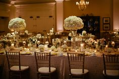 Planner: Angela Proffitt Venue: Hillwood Country Club, Nashville Photographer: Kristyn Hogan