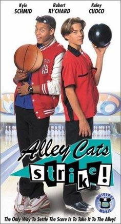 Alley Cats Strike! Disney channel movie!!!!!!!