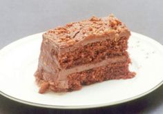 Bolo de Chocolate Crocante