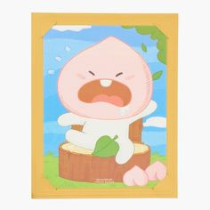 Kakao Friends Museum Special Edition Apeach Mouse Pad Laptop Little Friends  #KakaoFriends