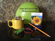 Object lessons are fun ways to teach Bible lessons for kids that they will remember! Here are a few free Bible object lessons using pencils and pens, including the pencil story. Youth Bible Study Lessons, Kids Church Lessons, Bible Object Lessons, Bible Study For Kids, Children Church, Bible Lessons For Children, Kids Bible, Sunday School Activities, Sunday School Lessons